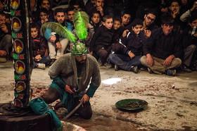 برگزاری سوگواره بزرگ تعزیهخوانان در شاهرود