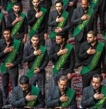 عزاداری در کربلا به مناسبت وفات حضرت امالبنین (س) /گالری تصاویر
