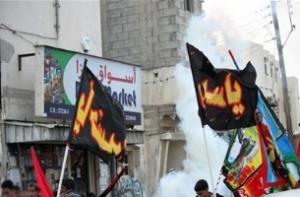 حمله مجدد نیروهای آل خلیفه به عزاداران حسینی