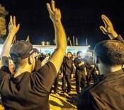اولین مراسم عزای امام حسین (ع) در آمرلی پس از آزادسازی/ تصاویر