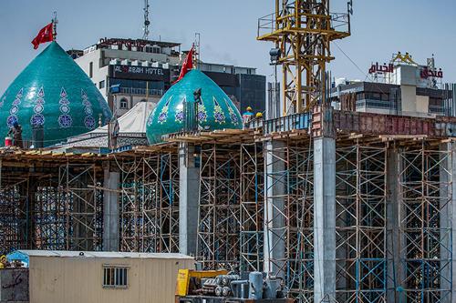 پروژه «تل زینبیه» تابستان 1402 به بهرهبرداری خواهد رسید + تصاویر