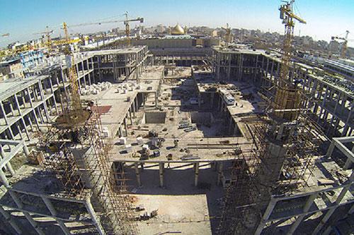 برنامه ستاد بازسازی عتبات برای حمایت از تولید ملی