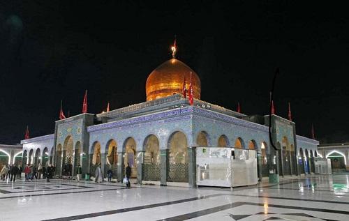 بازگشایی مجدد حرم حضرت زینب(س)