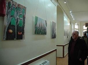 نمایشگاه عکس عاشوراییان