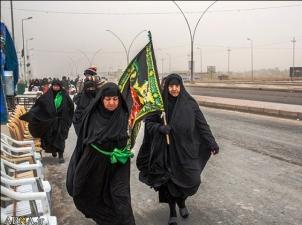 استقرار 13 هزار نیروی امنیتی برای تامین امنیت زائران حسینی