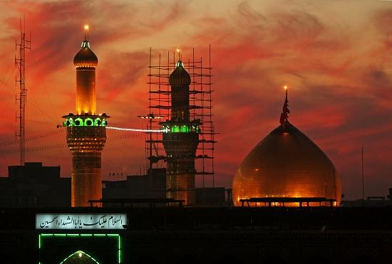 افزایش فضای زیارتی داخل حرم امام حسین علیه السلام