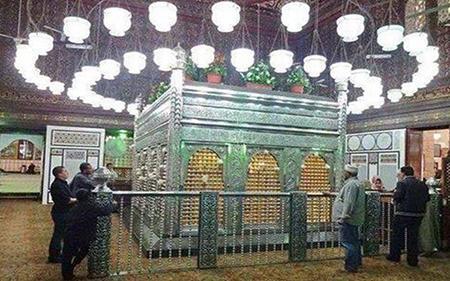 مزار اهلبیت (ع) در مصر بازسازی میشود
