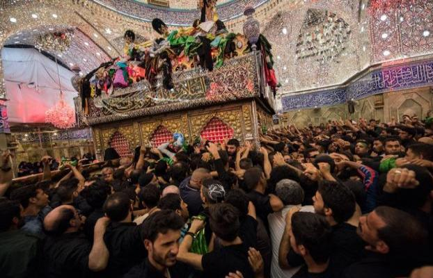 با اتمام مراسم عزای طویریج، آستان مقدس عباسی از موفقیت برنامه امنیتی خدماتی خود خبر داد