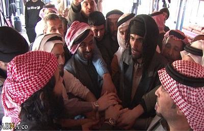 جذب اهالی درنه به داعش+ تصاویر