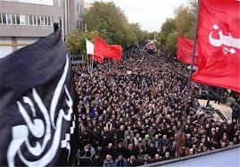 سنت های عزاداری مردم آذربایجان