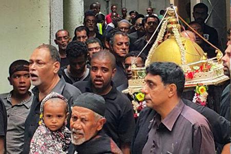 مراسم «چهلم» در تانزانیا؛ بزرگترین مراسم اربعین بعد از کربلا