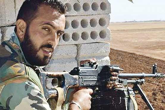 سربازانی که تا آخرین گلوله علیه داعش میجنگند