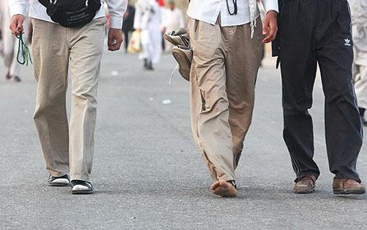 پیاده روی دانشجویی در نیمۀ شعبان به کربلا
