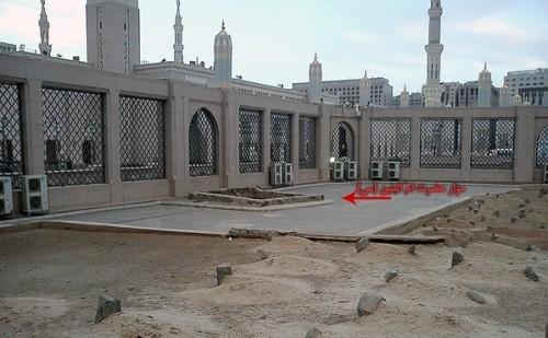 تصاویری از مرقد مطهر حضرت ام البنین (س)