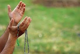 دعای عرفه در حسینیه زیتون