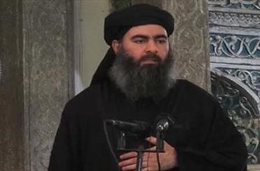 زخمی شدن سرکرده داعش