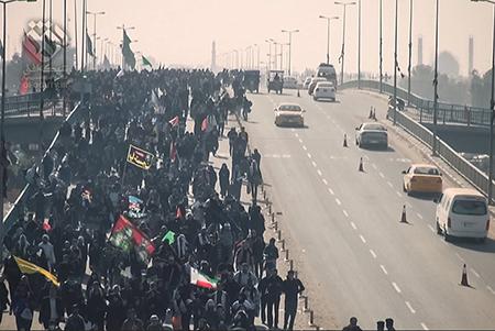 خیابانهای استکهلم؛ میزبان عزاداران اربعین حسینی