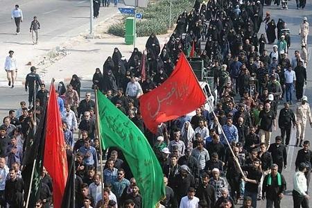 حضور 14 میلیون زائر در مراسم اربعین حسینی