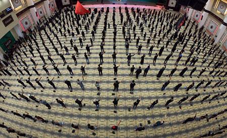 تهران برای برپایی مراسم زیارت از راه دور رسول اکرم (ص) آماده میشود