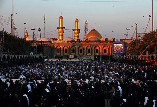 هشدارهای پلیس به زائران حرم حسینی