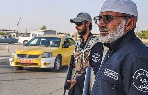 تشکیل پلیس داعش در نینوا