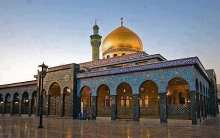 نامگذاری جدید منطقه حرم حضرت زینب (س) در دمشق