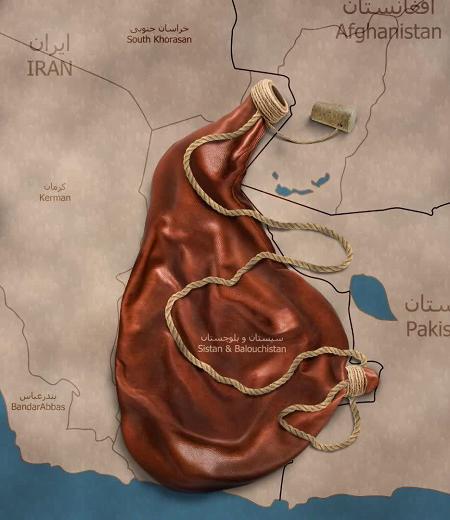 دعوت جامعه ایمانی مشعر برای کمکرسانی به مردم سیستان و بلوچستان