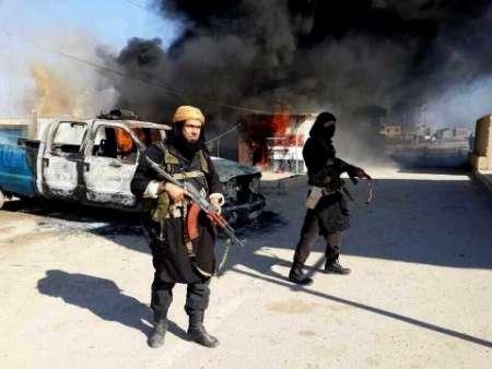 داعش مناطقی از استان غربی الانبار عراق را اشغال کرد