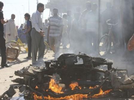 تروریست های داعش به شهر «کرکوک» عراق حمله خمپاره ای کرد