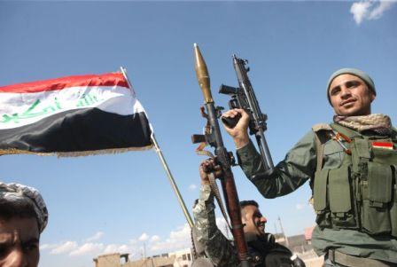 ارتش عراق حمله داعش به یک پالایشگاه نفت را دفع کرد