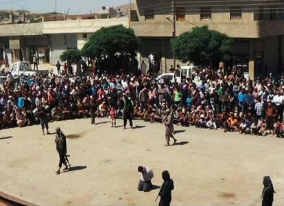 تروریستهای داعش 14 نفر را در شهر قیروان عراق اعدام کردند