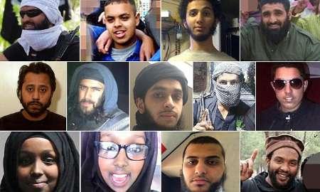 دو هزار انگلیسی به داعش پیوسته اند