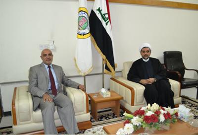 انتقال تجربیات ایران به عراق برای راه اندازی مرکز مطالعات کربلا