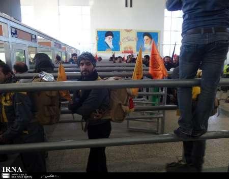 ورود یک میلیون و 500 هزار زائر ایرانی به خاک عراق