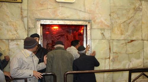 ساخت سردر قتلگاه سیدالشهدا در اصفهان