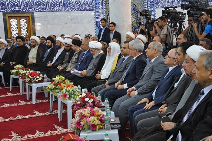 با تلاش آستان مقدس حسینی شهرک زائرپذیر امام حسن(ع) افتتاح شد