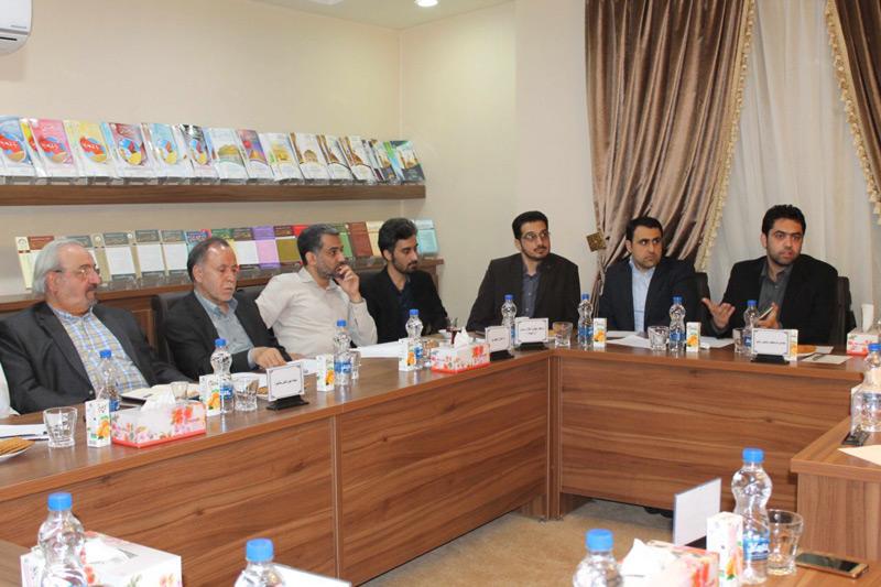 حضور موسسه فرهنگی تبلیغی زیتون در مجمع موسسات فعال در زیارت اربعین