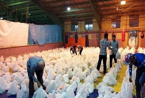 هیئات مذهبی شمیرانات میزبان نیازمندان در شب یلدا