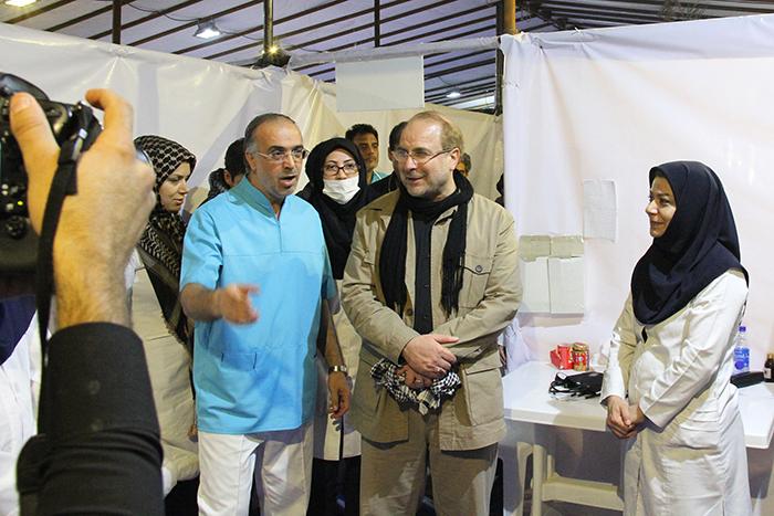 بیش از 190 هزار زائر امام حسین (ع) به پایگاههای شرکت شهر سالم مراجعه کردند