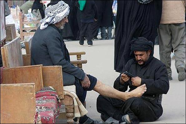 ۵ موکب ایرانی در مسیر نجف تا کربلا