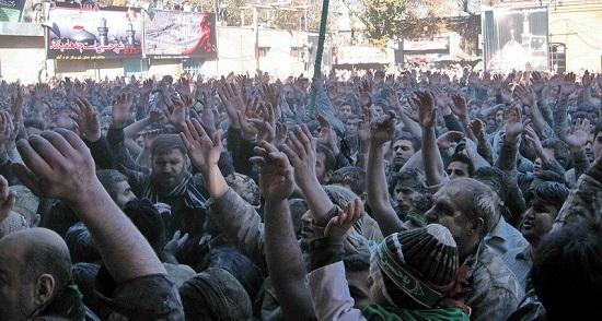 حال و هوای لرستان در عاشورای حسینی