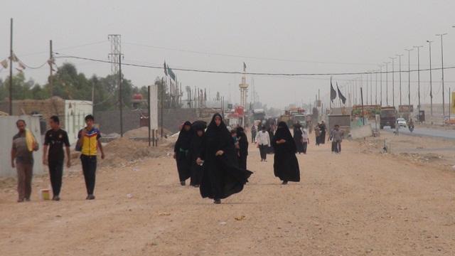 معرفی طرح پیاده روی نجف تا کربلا در نیمه شعبان