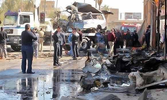 5 انفجار در کربلا با 53 شهید