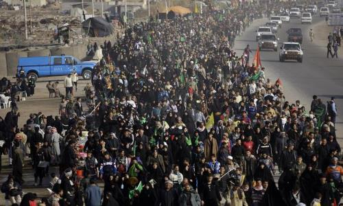 امسال بیش از 750 هزار زائر ایرانی وارد عراق می شود
