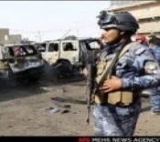 20 کشته و زخمی در انفجار تروریستی جنوب تکریت