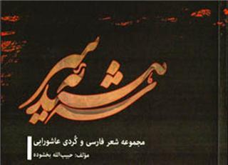 کتاب «شه شهید ئه سر» مجموعه اشعار فارسی و کُردی عاشورایی منتشر شد