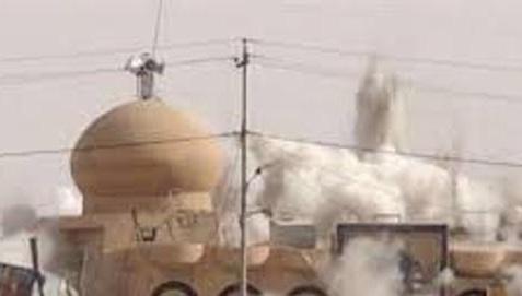 جنایت داعش در موصل