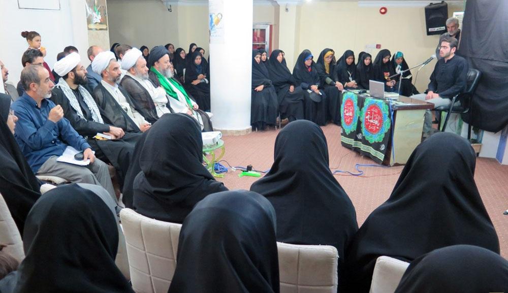 هماندیشی دانشگاهیان ایرانی در کربلا