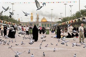 ثبت نام کاروانهای پیاده ویژه اربعین حسینی