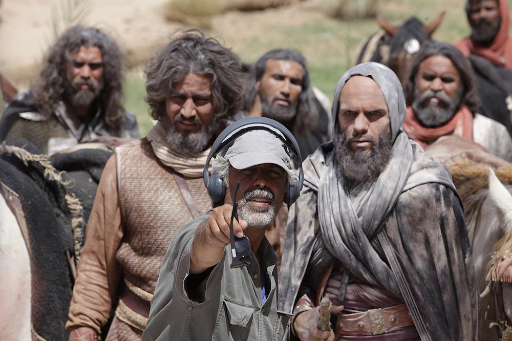 نگاه عبیدالله بن زیاد به کارگردان رستاخیز